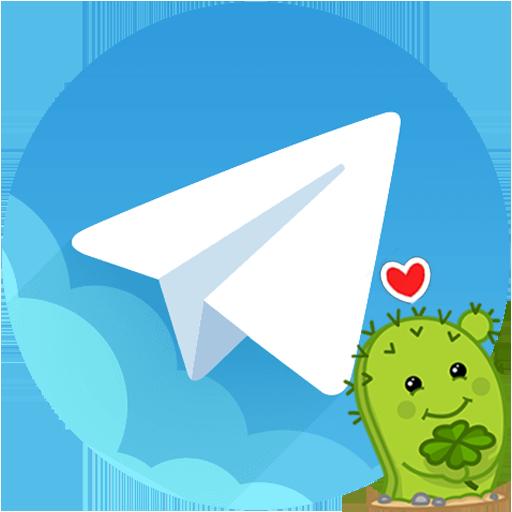 برنامه فوق العاده عالیه تلگرام + حرفه ای با ۱۷,۰۰۰ استیکر