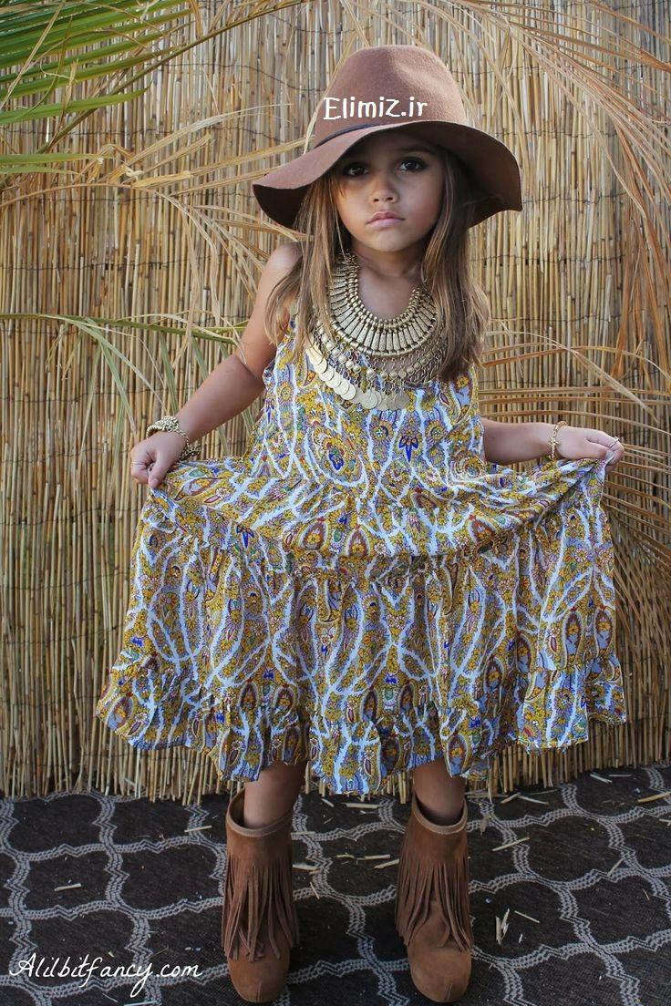 مدل های خوشگل دختر بچه