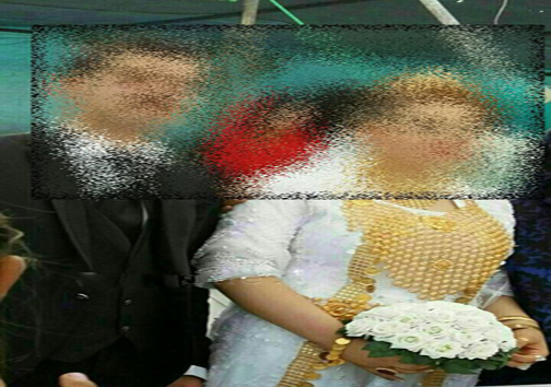عروسی در کردستان با 8 میلیارد تومان کادو (تصاویر)