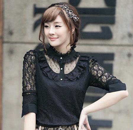 شیک ترین و زیباترین مدل بلوز زنانه کره ای