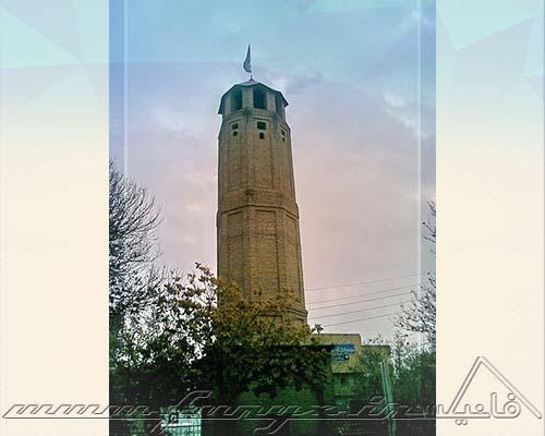 اولین ایستگاه آتش نشانی ایران