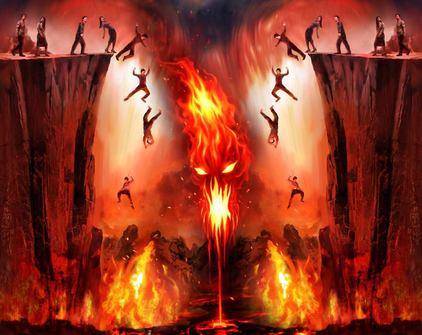 سه ویژگی برای جهنمی شدن !