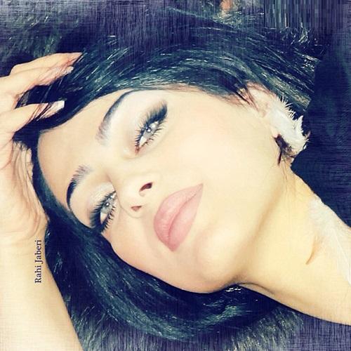 عکس های جدید و زیبای راحله جابری مدل ایرانی