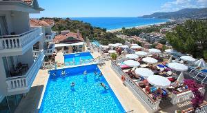 معرفی هتل سانی هیل الیا در ترکیه