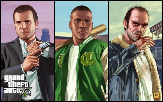 دانلود تریلر جدید Grand Theft Auto V