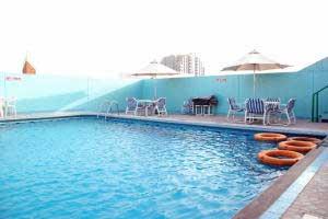 معرفی هتل رافع  در دبی