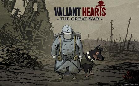 دانلود بازی Valiant Hearts: The Great War