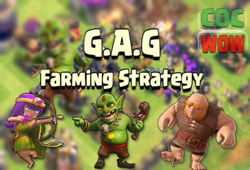 آموزش استراتژی G.A.G برای جمع آوری دارک اکسیر