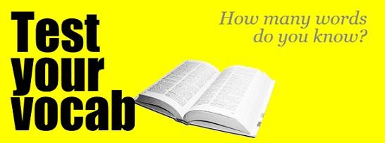 دامنه لغاتتون چقدره؟!