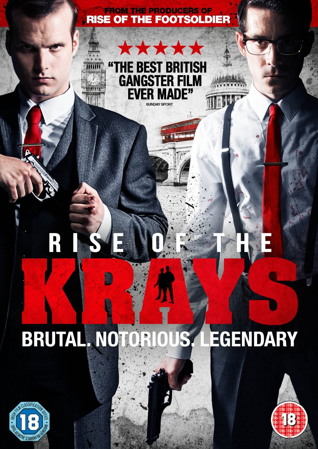 دانلود فیلم The Rise of the Krays 2015