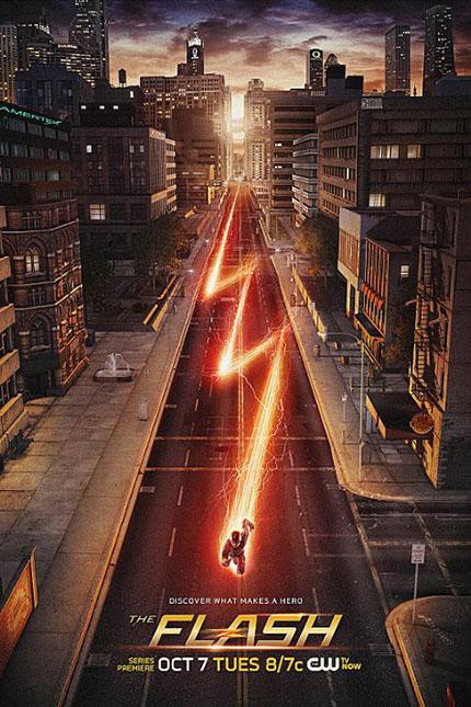 دانلود سریال The Flash با لینک مستقیم