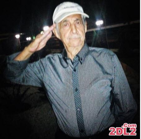 دلتنگی بنیامین بهادری برای پدرش + عکس