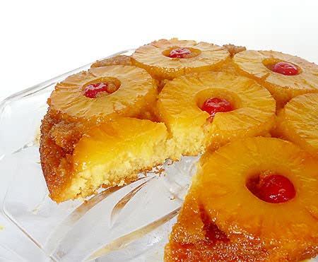 طرز تهیه تارت آناناس خامه ای با گردو