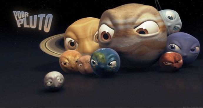 حیات در سیاره پلوتو | حیات در فضا