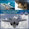 جنگنده مولتی رول F35 LightningII JSF