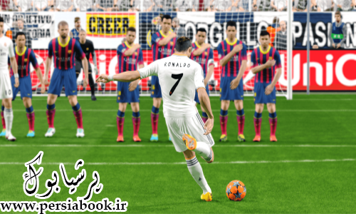 پیش نمایش Pro Evolution Soccer 2016