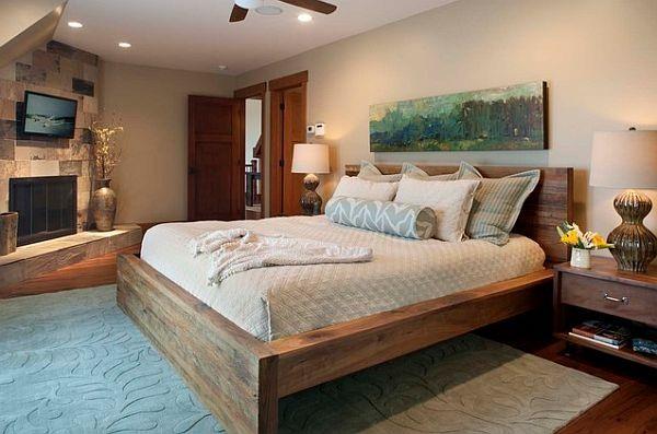 عکس مدلهای جدید تخت خواب دو نفره ۲۰۱۶
