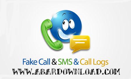دانلود Fake Call & SMS & Call Logs 4.2 – تماس و پیامک جعلی اندروید
