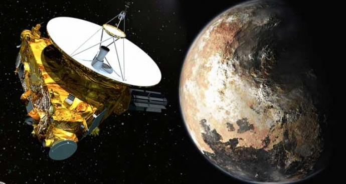 کاوشگر و فضاپیمای ارسالی به پلوتو