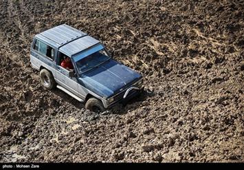 مسابقات آفرود در اردبیل/تصاویر