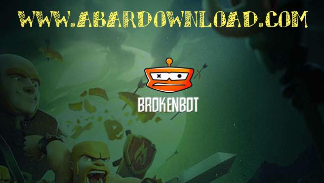 دانلود ربات BrokenBot 3.3.0 برای بازی کلش اف کلنز