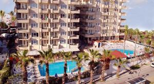 معرفی هتل آپارتمان پرینس در ترکیه