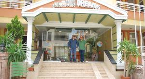 معرفی هتل آپارتمان آلانیا دریمس در ترکیه