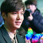 Lee Min Ho @ Gangnam Blues 1970 Red Carpet Event