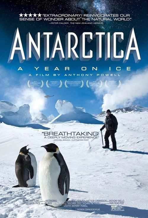 دانلود مستند Antarctica: A Year on Ice 2013