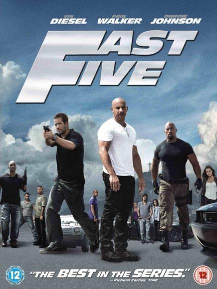 دانلود فیلم سریع و خشن Fast and Furious 7 2015