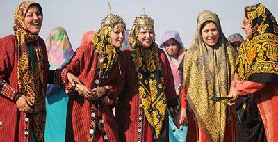 هودی خوانی استان گلستان