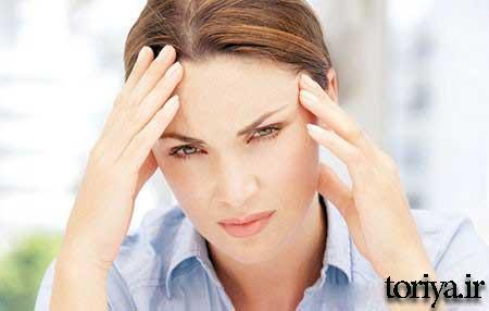 تاثیرات نگرانی بر سلامتی و بدن