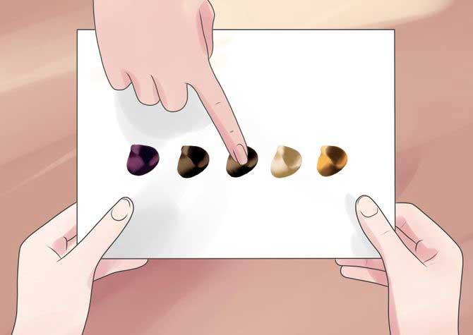 چگونه رنگ موی مناسب خود را انتخاب کنیم؟