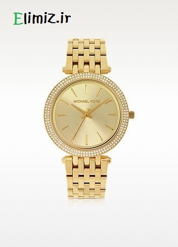مدل ساعت طلایی زنانه