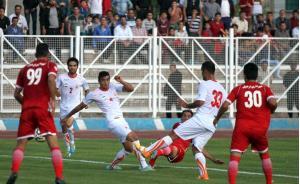 نتایج هفته پنجم دسته اول لیگ آزادگان