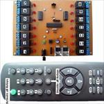 پروژه فرستنده و گیرنده مادون قرمز به همراه شماتیک و برنامه دستگاه