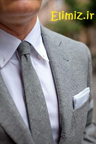 مدل کت خاکستری