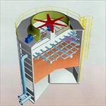 بررسی انتقال حرارت و انتقال جرم در مبدل های حرارتی (برجهای خنک کن)