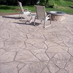 مقاله بتن تزئینی (Decorative concrete)