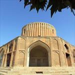 بررسی معماری کاخ خورشید در کلات نادر