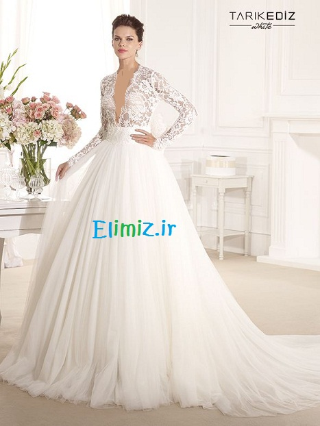 لباس عروس مجلسی