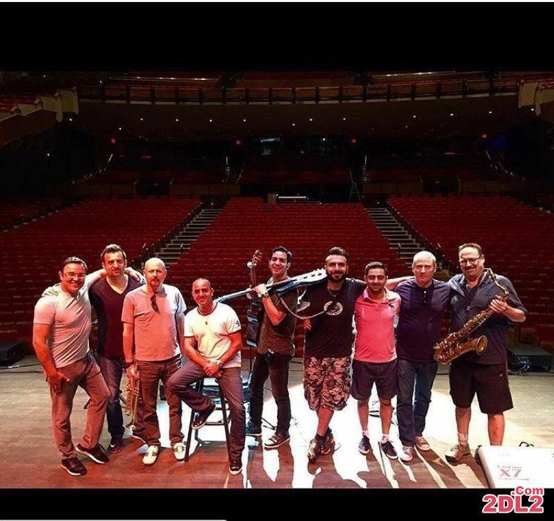 کنسرت محسن یگانه درکویین الیزابت +عکس
