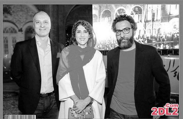 ویشکا آسایش و همسرش در جشن ملی خانه سینما + عکس