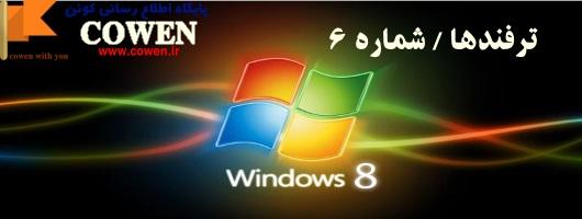 خاموش کردن ویندوز 8.1 به شیوهای جدید