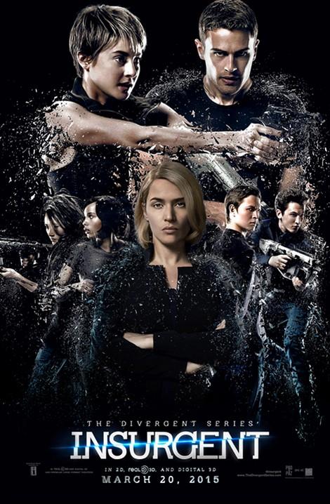 دانلود فیلم جدید Insurgent 2015 با لینک مستقیم و رایگان