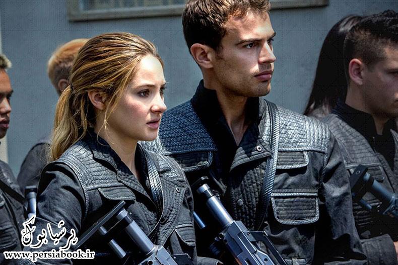 نام دو قسمت آخر مجموعه فیلم های The Divergent تغییر کرد
