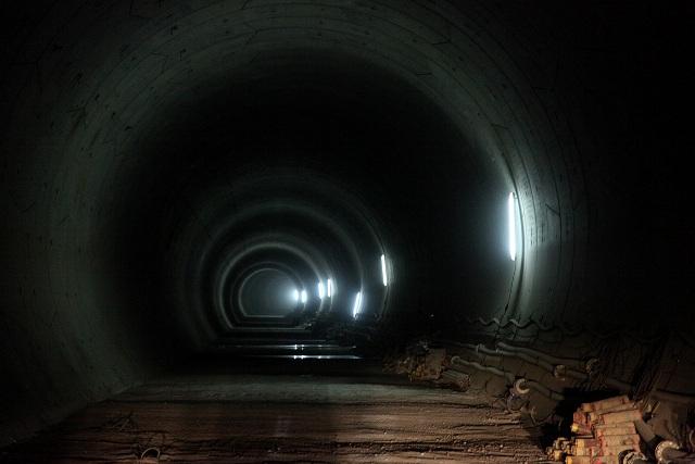 اتمام حفاری تونل خط ٢ تا دو ماه آینده