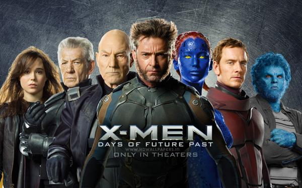 دانلود فیلم X-Men Days of Future Past