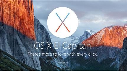 OS X El Capitan Public Beta v10.11 MacOSX - سیستم عامل EI Capitan برای مک
