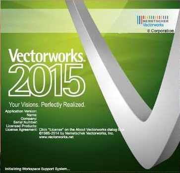 دانلود VectorWorks v2015 MacOSX - نرم افزار فوق حرفه ای طراحی دکوراسیون داخلی و خارجی برای مک